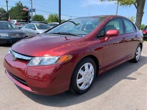 Honda Grand Rapids >> Used Honda Civic For Sale In Grand Rapids Mi Carsforsale Com