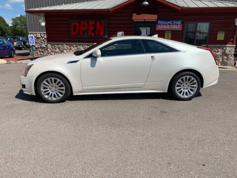 2014 Cadillac CTS for sale at Elvis Auto Sales LLC in Grand Rapids MI