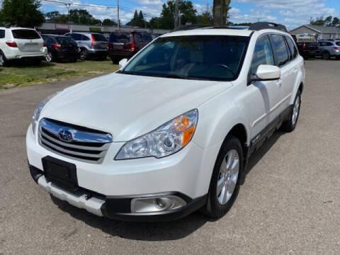 2012 Subaru Outback for sale at Elvis Auto Sales LLC in Grand Rapids MI