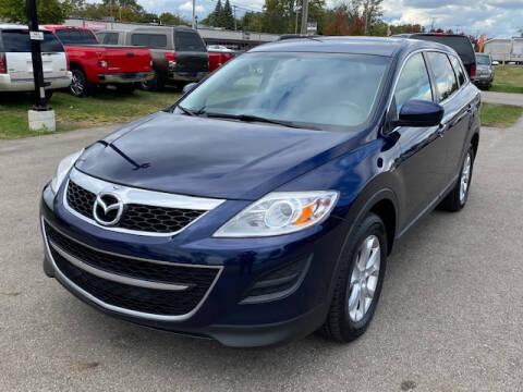 2012 Mazda CX-9 for sale at Elvis Auto Sales LLC in Grand Rapids MI