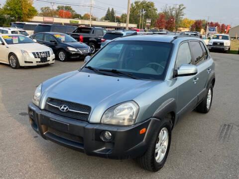 2006 Hyundai Tucson for sale at Elvis Auto Sales LLC in Grand Rapids MI