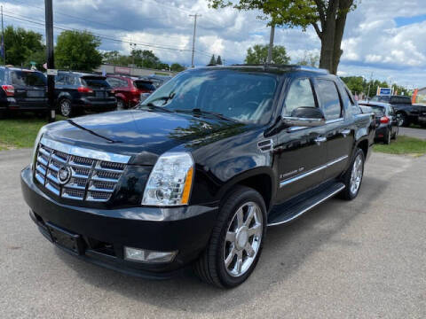 2009 Cadillac Escalade EXT for sale at Elvis Auto Sales LLC in Grand Rapids MI
