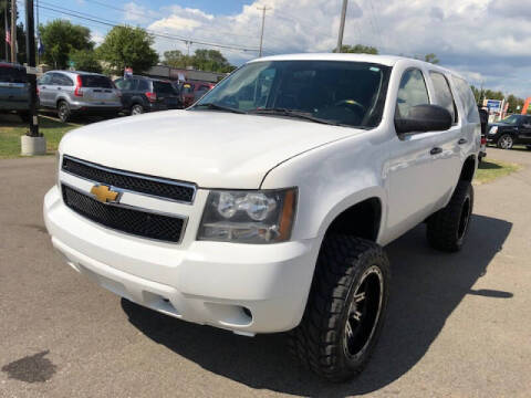 2012 Chevrolet Tahoe for sale at Elvis Auto Sales LLC in Grand Rapids MI