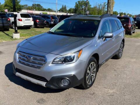 2015 Subaru Outback for sale at Elvis Auto Sales LLC in Grand Rapids MI