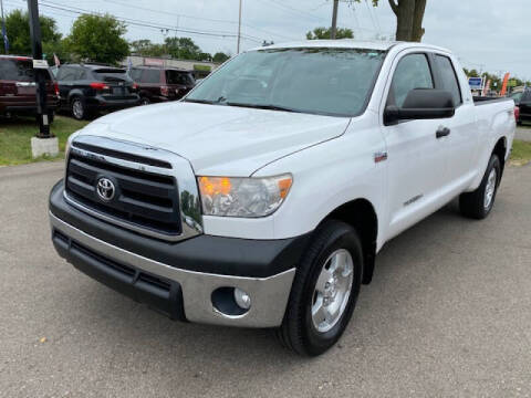 2011 Toyota Tundra for sale at Elvis Auto Sales LLC in Grand Rapids MI