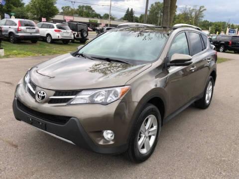 2014 Toyota RAV4 for sale at Elvis Auto Sales LLC in Grand Rapids MI