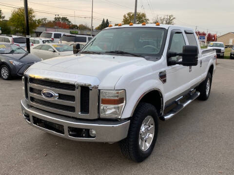 2008 Ford F-250 Super Duty for sale at Elvis Auto Sales LLC in Grand Rapids MI