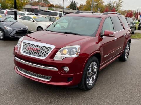 2011 GMC Acadia for sale at Elvis Auto Sales LLC in Grand Rapids MI