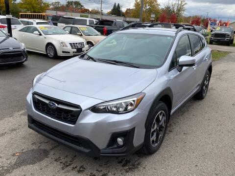 2019 Subaru Crosstrek for sale at Elvis Auto Sales LLC in Grand Rapids MI