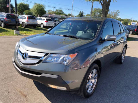 2008 Acura MDX for sale at Elvis Auto Sales LLC in Grand Rapids MI
