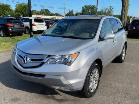 2009 Acura MDX for sale at Elvis Auto Sales LLC in Grand Rapids MI