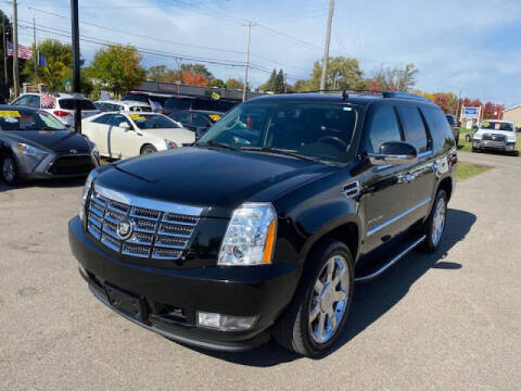 2010 Cadillac Escalade for sale at Elvis Auto Sales LLC in Grand Rapids MI