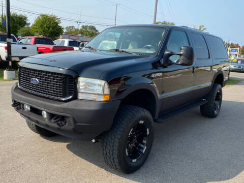 2003 Ford Excursion for sale at Elvis Auto Sales LLC in Grand Rapids MI