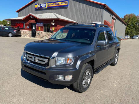 2011 Honda Ridgeline for sale at Elvis Auto Sales LLC in Grand Rapids MI