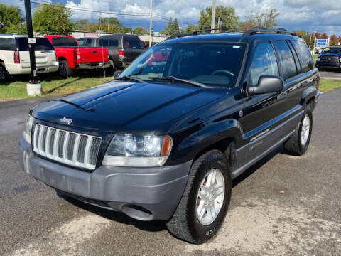 2004 Jeep Grand Cherokee for sale at Elvis Auto Sales LLC in Grand Rapids MI
