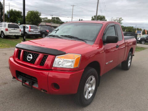 2008 Nissan Titan for sale at Elvis Auto Sales LLC in Grand Rapids MI