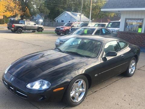 1997 Jaguar XK-Series for sale at Elvis Auto Sales LLC in Grand Rapids MI