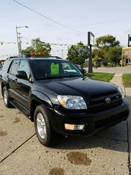 2005 Toyota 4Runner for sale at Elvis Auto Sales LLC in Grand Rapids MI