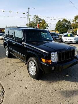 2006 Jeep Commander for sale at Elvis Auto Sales LLC in Grand Rapids MI