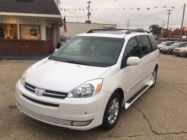 2004 Toyota Sienna For Sale At Elvis Auto Sales LLC In Wyoming MI