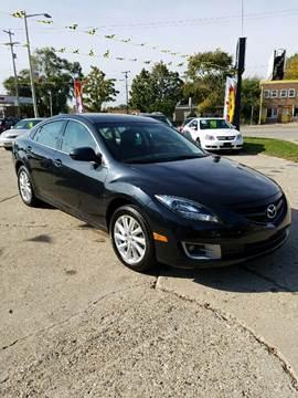 2012 Mazda MAZDA6 for sale at Elvis Auto Sales LLC in Grand Rapids MI