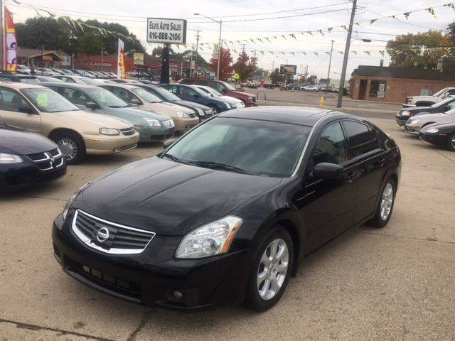 2007 Nissan Maxima For Sale At Elvis Auto Sales LLC In Wyoming MI