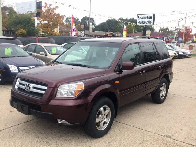 2007 Honda Pilot For Sale At Elvis Auto Sales LLC In Wyoming MI