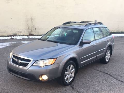2008 Subaru Outback for sale at Elvis Auto Sales LLC in Grand Rapids MI