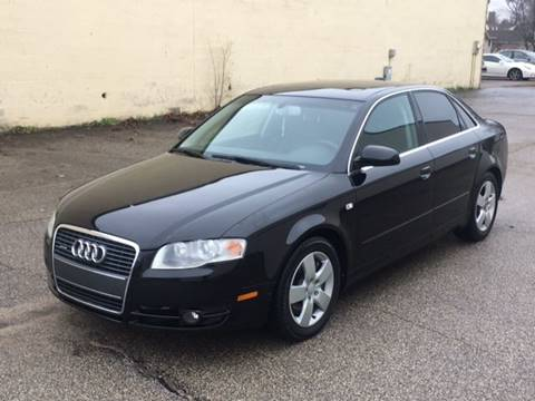 2005 Audi A4 for sale at Elvis Auto Sales LLC in Grand Rapids MI