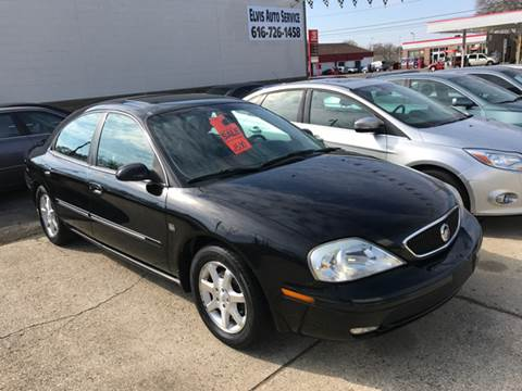 2003 Mercury Sable for sale at Elvis Auto Sales LLC in Grand Rapids MI