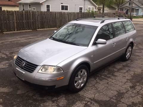 2003 Volkswagen Passat for sale at Elvis Auto Sales LLC in Grand Rapids MI