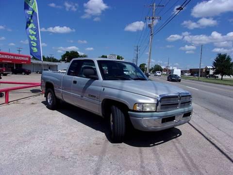 1999 Dodge Ram Pickup 1500 for sale in Tulsa, OK