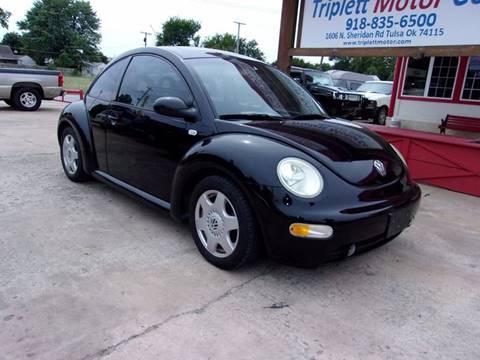 2001 Volkswagen New Beetle for sale in Tulsa, OK