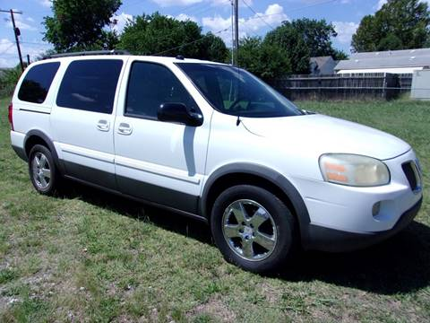 2005 Pontiac Montana for sale in Tulsa, OK
