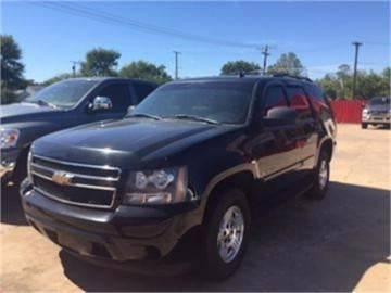 2007 Chevrolet Tahoe for sale in Tulsa, OK