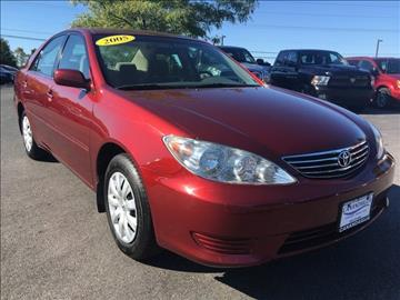 2005 Toyota Camry for sale in Canandaigua, NY