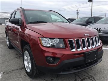 2017 Jeep Compass for sale in Canandaigua, NY