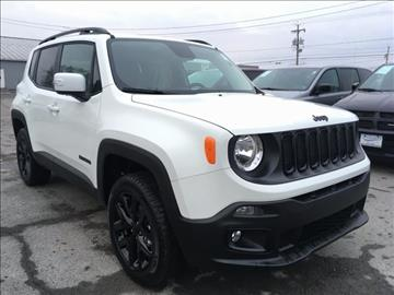 2017 Jeep Renegade for sale in Canandaigua, NY