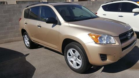 2010 Toyota RAV4 for sale in Las Vegas NV