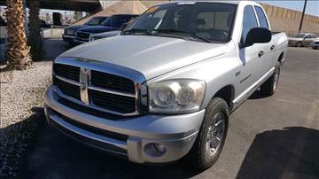 2007 Dodge Ram Pickup 1500 for sale in Las Vegas, NV