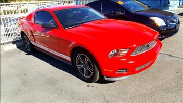 2011 Ford Mustang for sale in Las Vegas, NV