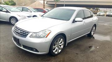 2007 Infiniti M35 for sale in Las Vegas, NV