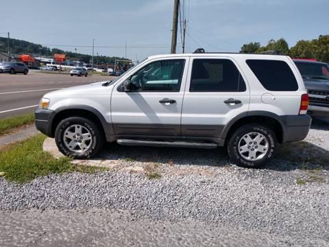2006 Ford Escape for sale at Magic Ride Auto Sales in Elizabethton TN