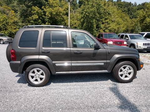 2006 Jeep Liberty for sale in Elizabethton, TN