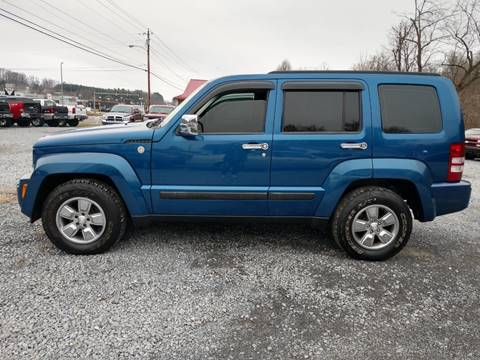 2010 Jeep Liberty for sale in Elizabethton, TN
