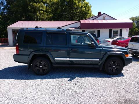 2006 Jeep Commander for sale in Elizabethton, TN