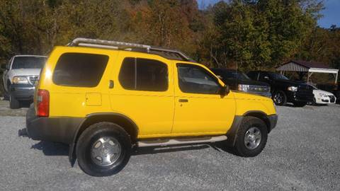 2000 Nissan Xterra for sale at Magic Ride Auto Sales in Elizabethton TN