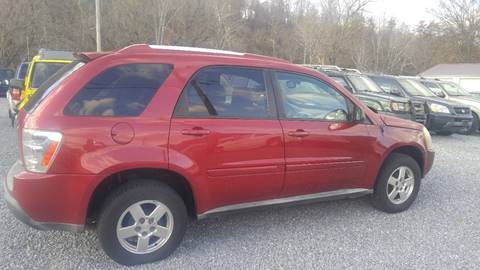 2005 Chevrolet Equinox for sale at Magic Ride Auto Sales in Elizabethton TN