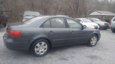 2009 Hyundai Sonata for sale at Magic Ride Auto Sales in Elizabethton TN