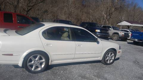2002 Nissan Maxima for sale at Magic Ride Auto Sales in Elizabethton TN